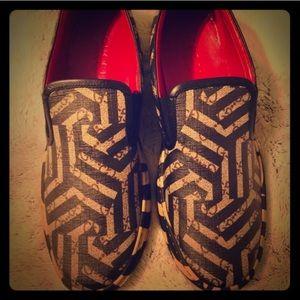 Gucci GG Caleido Dublin Slip On Sneakers